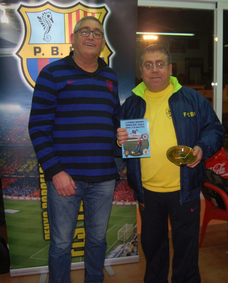 Entrega 4t classificat PB Pollença