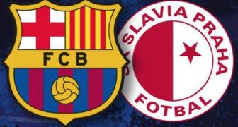 Barça vs Slàvia Praga
