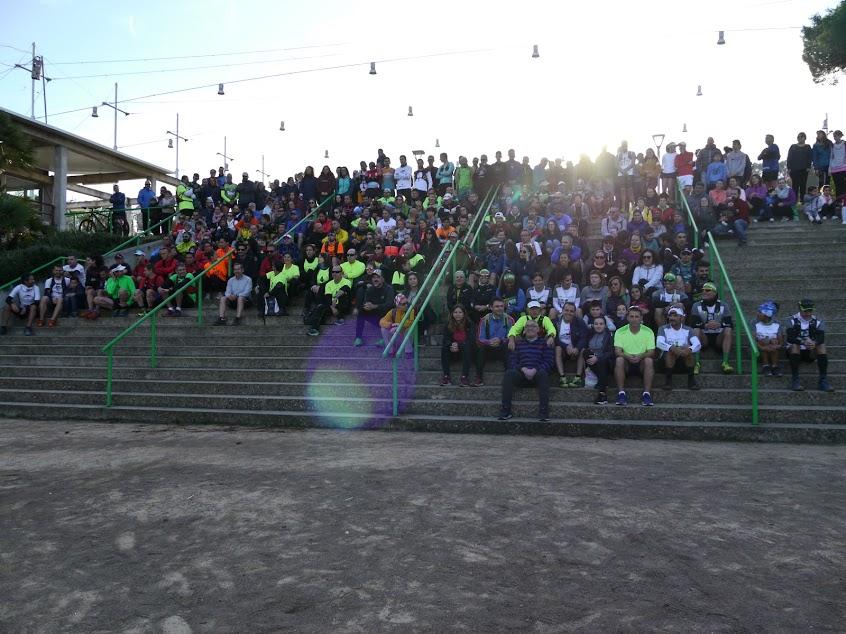 els-participants-en-lescala-del-parc