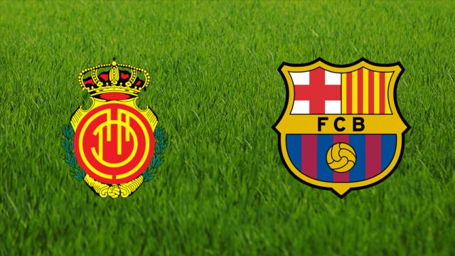 RCD Mallorca - Barça